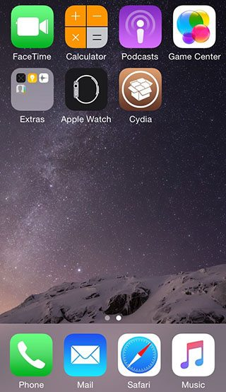 ios-8-4-pp-jailbreak-home-screen