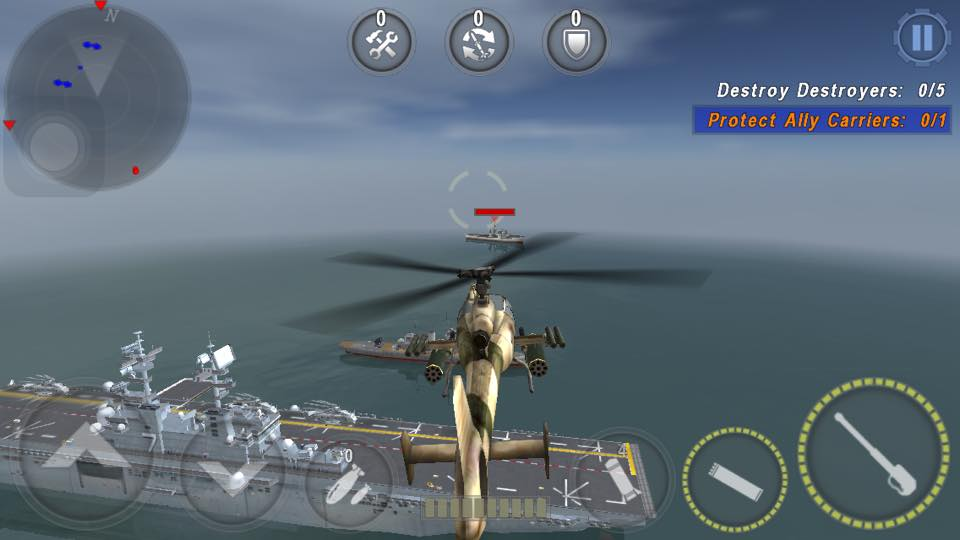 Download Gunship Battle Helicopter 3D for PC