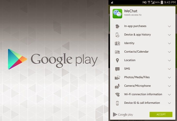 how to change app permissions using Android Marshmallow