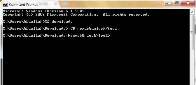 Bootloader-Nexus-5
