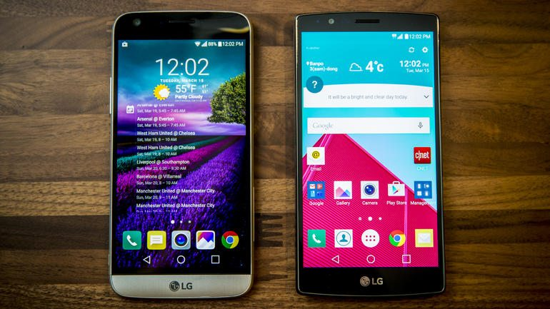 Download LG G5 Stock Firmware And System Dump