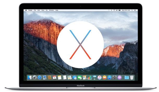 OS X 10.11 EI Capitan Reset Forgotten User