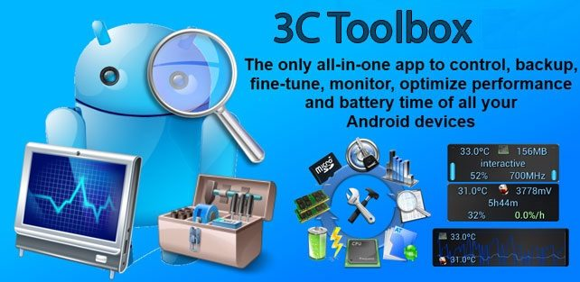 Download 3C Toolbox v1.7.5.2 APK for Android