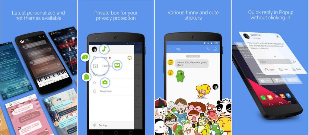 Best Alternate Apps for Messenger