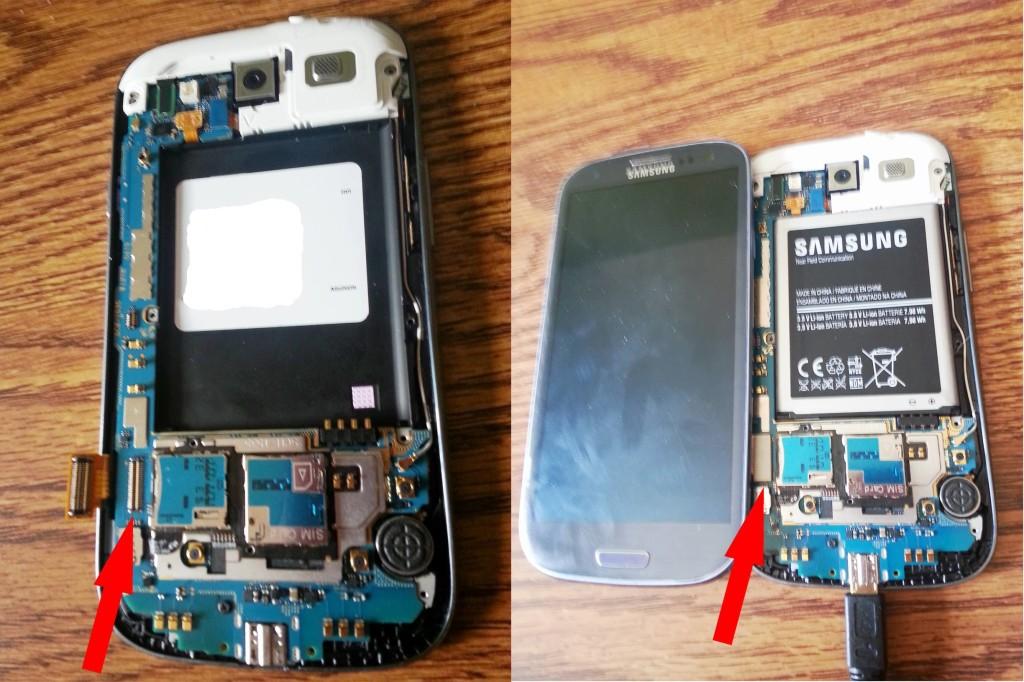 S2 S3 S4 Broken Screen