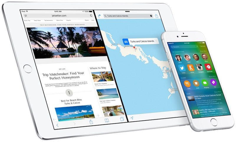 install iOS 9 without deleting data to make space on iPhone