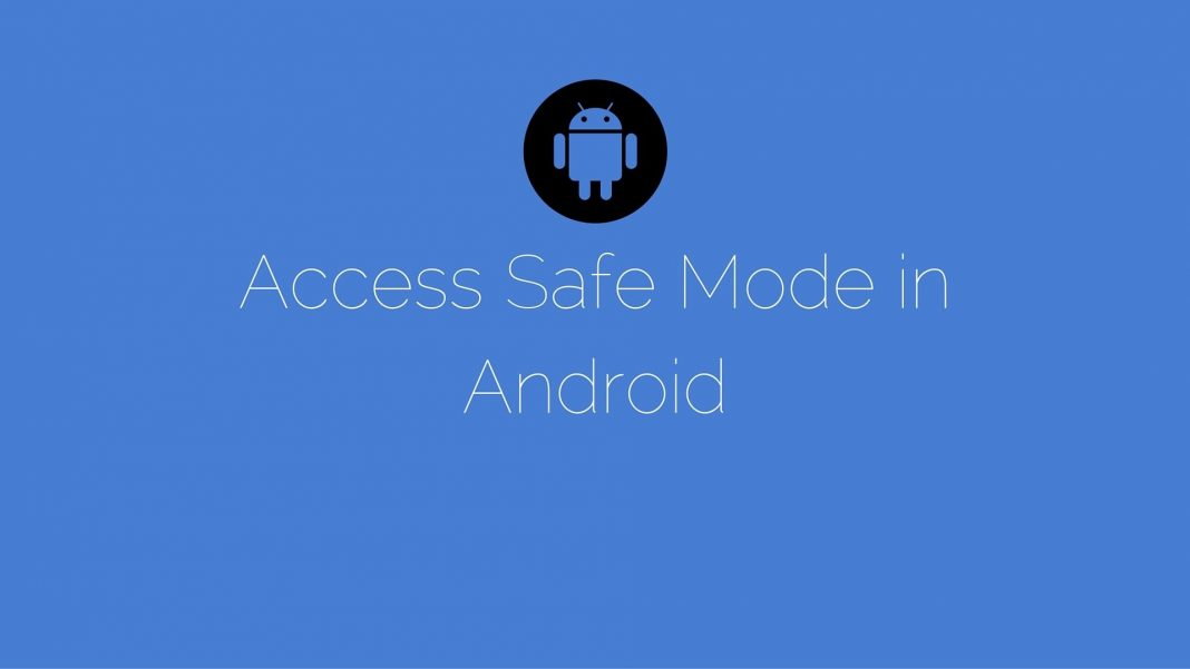 How to Restart Android Phone into Safe Mode