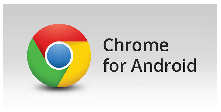 Enable Touch To Search On Google Chrome Android