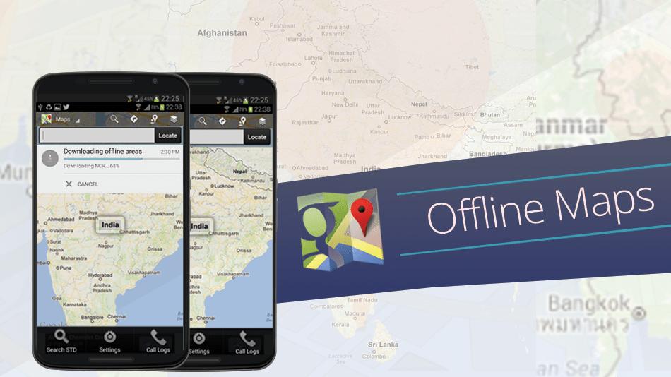 Dublin, ireland offline map - place stars