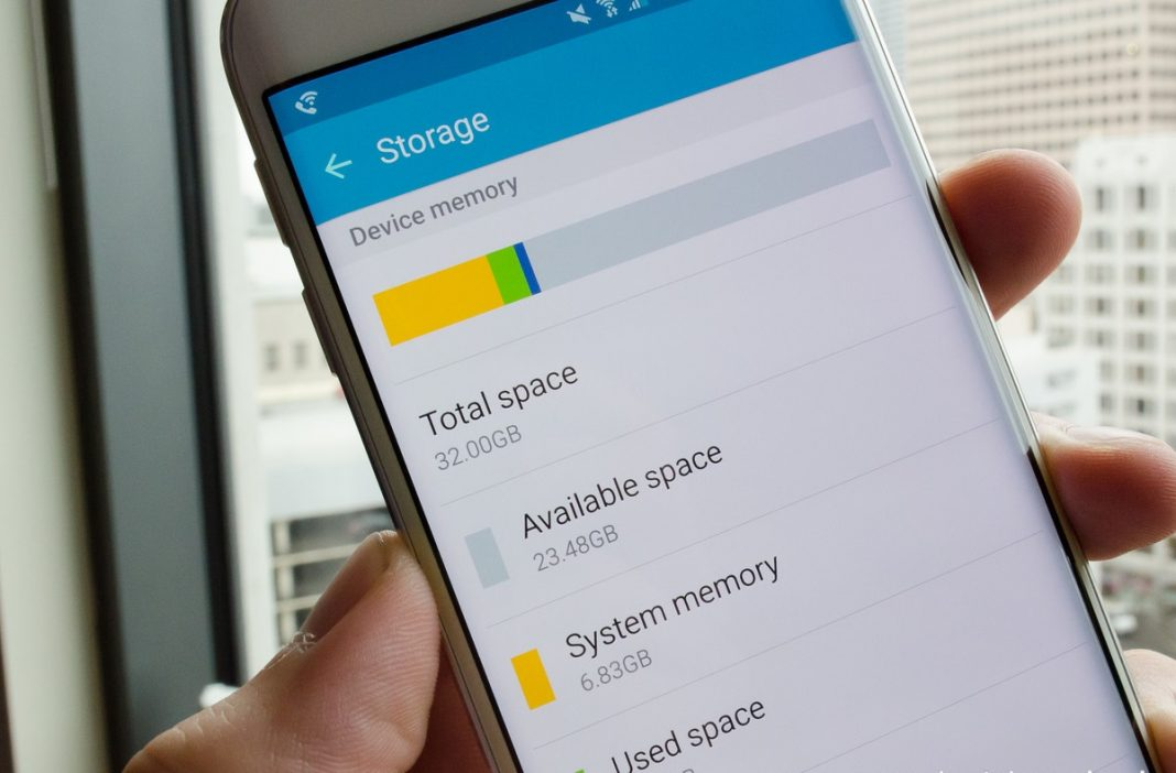 Android File Storage System