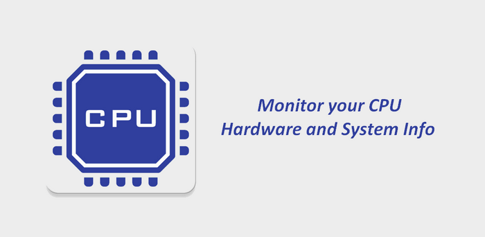 Monitor CPU, Memory and System info on Android