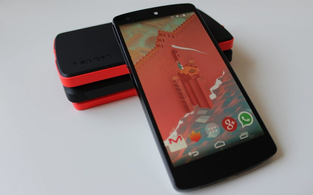 unlock Bootloader of Nexus 5