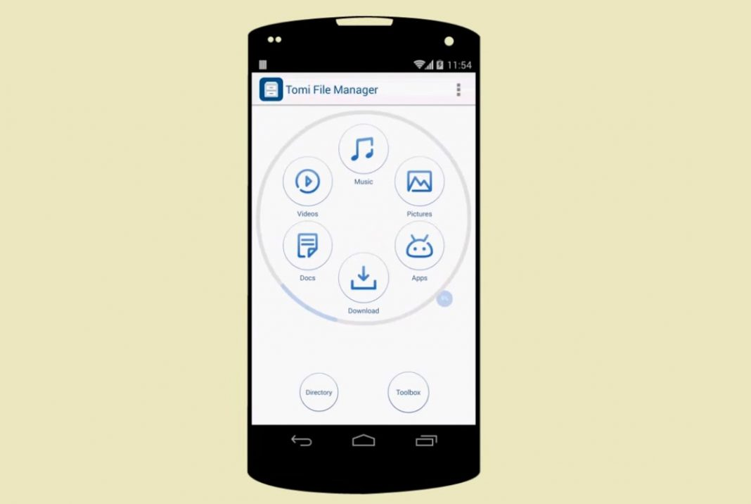 Top 5 file explorer apps for android phone