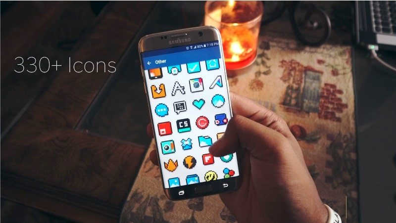 Top 5 Unique Icon Packs for Android