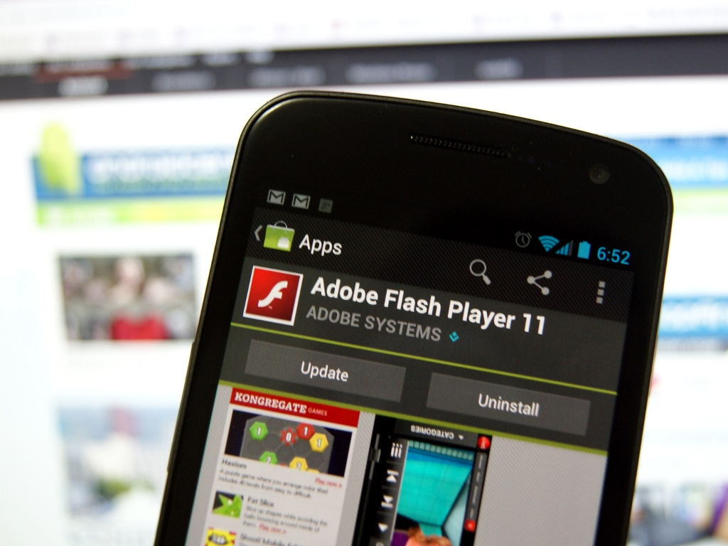 How To Install Adobe Flash Player 11 On Android Phone