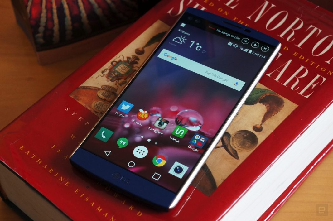 Guide on how to fix text messenger lagging on LG V10 and other Android phones.