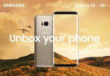 Locate lost Galaxy S8