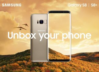Locate lost Galaxy S8