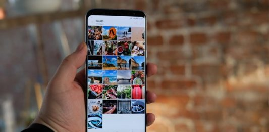 Delete Samsung Cloud Data on Galaxy S8