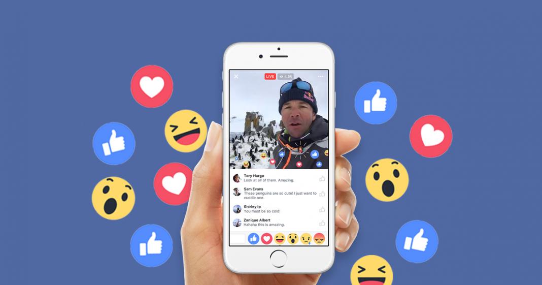 Image result for facebook live video