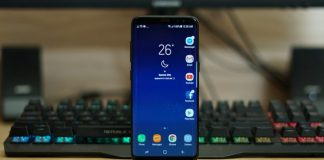 Samsung Galaxy S8 not registered on network error fixed