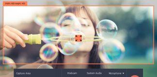 iOS 11 Screen Recording Movavi Screen Recorder for Mac