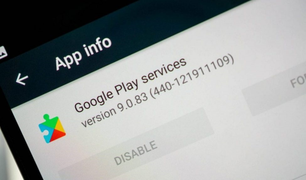 how to reinstall google play services on android phone