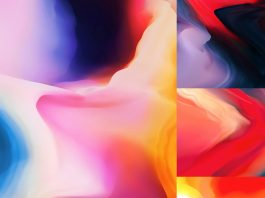 Download OnePlus 6 stock wallpapers